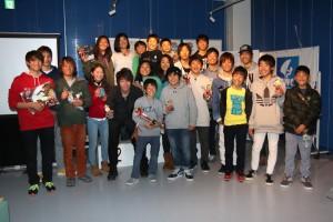 2017 Junior Youth Wave選手権 @ 御前崎ロングビーチ